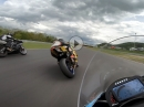 Most onboard Murtanio Kawasaki ZX-10R - Getting used to 1000 cc, second trackday