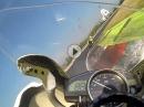 Most onboard Pascal Lenz, Yamaha R6 - 1,43.2 bei IBPM