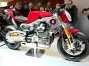 Moto Guzzi Concept Bikes V12 Le Mans, V7 Clubman Racer, V12 X