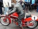 Moto Guzzi Condor 500ccm 1940 bei der Classic Motor Show Lahti 2010