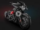 Moto Guzzi MGX-21 - Top-Cruiser im Bagger-Style