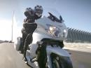 Moto Guzzi Norge 1200 GT 8V (2014) Modellvorstellung Reisemotorrad