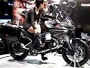 Moto Guzzi Stelvio NTX - Eicma 2010