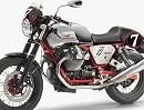 Moto Guzzi überarbeitete V7 Retrobikes mit neueme Motor für 2012