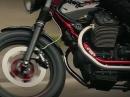 Moto Guzzi V7 Racer 2014 Modellvorstellung