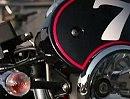 Moto Guzzi V7 Racer - Offizielle Vorstellung