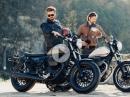 Moto Guzzi V9 Bobber & V9 Roamer - Coolness und Style