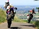 Moto Tour 2010 - Durchgeknallte Reddis aus Frankreich - unbedingt reinziehen! Die Bilder sprechen für sich :-)