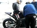 Moto2 - Tech3 Team testet in Ledenon