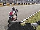 Moto3 Testfahrten Jerez. Vorbeifahrt - das erwartet uns soundtechnisch 2012
