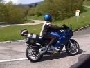 Motobike-Deutschland für ein Tag in den Südvogesen