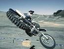 Motocross - Super-Zeitlupe (Super Slow Motion) - sehr geile Aufnahmen