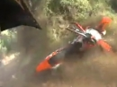 Motocross Bumerang - ein gutes Motorrad kommt immer zum Herrchen zurück