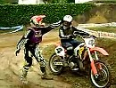 Motocross: Du habe ein Problem? Wolle Haue? Sportsmänner unter sich