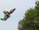 Motocross Flugshow: The Spot -Unadilla - Stelzenbike-Balett - Hammer