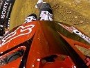 Motocross Hochsprung Crash Myles Richmond bei den X Games 2012