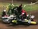 Motocross Massencrash. Einer fällt, der Rest folgt von Speed TV