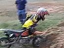 Motocross Nachwuchs: Hinfallen, aufstehen, hinfallen ... So wird man Champ