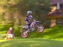 Motocross vs Golfplatz - Da kocht der Golfer
