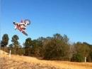 Motocross Whips Flugshow