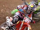 FIM MX1/MX2 Motocross-WM 2012 St Jean d'Angely (Frankreich) Highlights