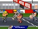 MotoGP Assen 2015 Minibikers - Rossi ringt Marquez nieder