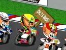 MotoGP Brünn (Brno, Tschechien) Grand Prix 2012 von Los Minibikers Comic