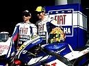 MotoGP Fiat Yamaha Teampräsentation 2010 in Sepang