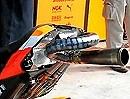 MotoGP Honda RC211V - Dani Pedrosa WarmUP Sepang - Hammer Sound
