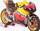 MotoGP Honda Repsol Team 2012: RC213V - Casey Stoner / Dani Pedrosa