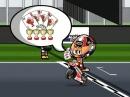 MotoGP Jerez 2014 Minibikers: 4 Sieg für Marquez