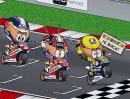 MotoGP - Katar (Qatar) 2013 Lorenzo gewinnt, Rossi & Marquez grandioser Einstand