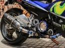 MotoGP M1 Movistar Yamaha Y15Z-Umbau. Teuer, Edel ca. 10.000 Dollar