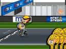 MotoGP Misano 2014 Minibikers - Rossi gewinnt Heimrennen