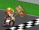 MotoGP Misano (Italien) 2012 von Los Minibikers Comic