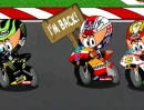 MotoGP Motegi (Japan) 2012 von Los Minibikers Comic