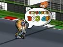 MotoGP Mugello 2014 Minibikers. 300 GP von Valentino Rossi