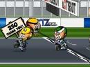MotoGP Phillip Island 2014 Minibikers - Rossi gewinnt