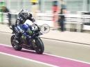 MotoGP Qatar Test 2020 - die Highlights