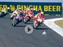 MotoGP Saisonrückblick 2015 mit Pramac Ducati - geile Bilder
