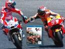 MotoGP Saisonrückblick 2017 - Trailer zur DVD / Blu-Ray moderiert von Edgar Mielke