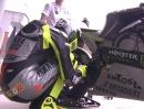 MotoGP Sepang Test 2013 - Yamaha MotoGP Team Impressionen