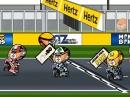 MotoGP Silverstone 2014 Minibikers - Marquez holt Sieg Nr. 11