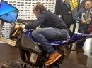 MotoGP Simulator - Fitnessgerät für Winter und Wohnzimmer
