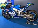 MotoGP Suzuki GSX-RR 2017 Walkaround - Evolution statt Revolution