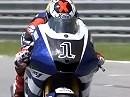 MotoGP Test Sepang 2011 - Jorge Lorenzo und Ben Spies