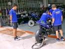 MotoGP Test Sepang 2017 - Honda / Yamaha bereits vor Ort - Warmup