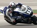 MotoGP Yamaha Factory Racing Team Jorge Lorenzo & Ben Spies