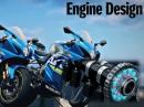 Motor mit viel MotoGP - Suzuki GSX-R-1000/R - Motordesign, Motormanagement