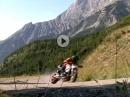 Motorbike Drift - Ultimativer Alpen Terror! Pässe knallen vom geilsten!!!